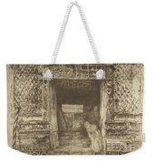 The Doorway First Venice Set Weekender Tote Bag