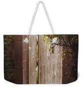The Doorway Weekender Tote Bag