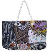 The Dope Show Weekender Tote Bag