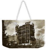 The Dorrance Breaker Wilkes Barre Pa 1983 Weekender Tote Bag