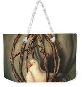 The Dove Weekender Tote Bag