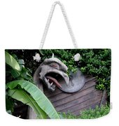 The Dragon In The Garden Weekender Tote Bag