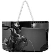 The Drake Fountain Weekender Tote Bag