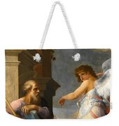 The Dream Of Saint Joseph Weekender Tote Bag