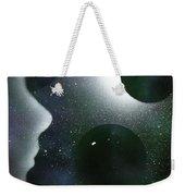 The Dream Of Space Weekender Tote Bag