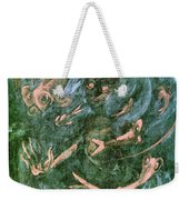 The Dream Of The Fish 1 By Walter Gramatte Weekender Tote Bag