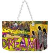 The Dream Trio Weekender Tote Bag