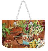 The Dried Flower Shop Weekender Tote Bag