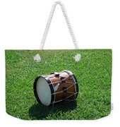 The Drum Weekender Tote Bag