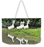 The Duck Gang Weekender Tote Bag
