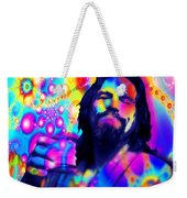The Dude The Big Lebowski Jeff Bridges Weekender Tote Bag