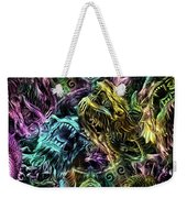 The Duel Of The Dragons  Weekender Tote Bag