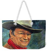 The Duke Weekender Tote Bag