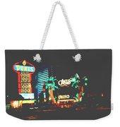 The Dunes Casino Weekender Tote Bag