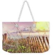 The Dunes In Watercolors Weekender Tote Bag