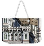 The Duomo Detail Weekender Tote Bag