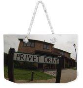 The Dursley's Weekender Tote Bag