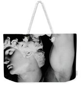 The Dying Slave Weekender Tote Bag by Michelangelo Buonarroti
