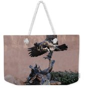 The Eagle And The Indian Weekender Tote Bag