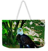 The Eagle Has Landed Weekender Tote Bag