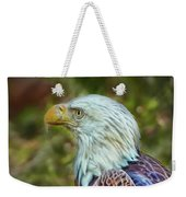 The Eagle Look Weekender Tote Bag