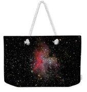 The Eagle Nebula And The Stellar Spire Weekender Tote Bag