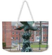 The Eagle - Widener University Weekender Tote Bag