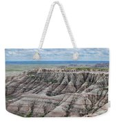 The Edge Of Panoramic Point Weekender Tote Bag