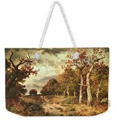 The Edge Of The Forest Weekender Tote Bag