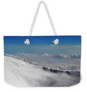 The Edge Of The Sky Weekender Tote Bag