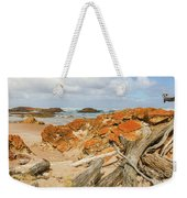 The Edge Of The World 2 Weekender Tote Bag