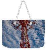 The Eiffel Tower Of Brooklyn Weekender Tote Bag