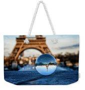 The Eiffeltower Weekender Tote Bag