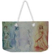The Elementals Weekender Tote Bag