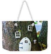 The Elf House Weekender Tote Bag