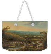 The Eli Whitney Gun Factory Weekender Tote Bag