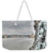 the embankment Praha Weekender Tote Bag