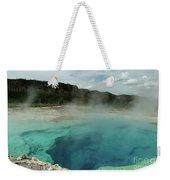 The Emerald Pool Colors Weekender Tote Bag