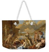 The Empire Of Flora Weekender Tote Bag
