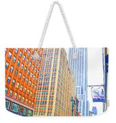The Empire State Building 3 Weekender Tote Bag