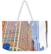 The Empire State Building 5 Weekender Tote Bag