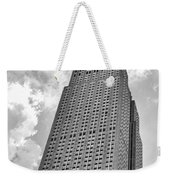 The Empire State Building 7 Weekender Tote Bag