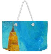 The Empire State Weekender Tote Bag