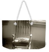 The Empty Chair Weekender Tote Bag
