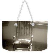 The Empty Chair Weekender Tote Bag
