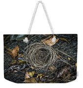 The Empty Nest Weekender Tote Bag