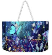 The Enchanted Garden Weekender Tote Bag