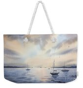 The End Of Day Weekender Tote Bag