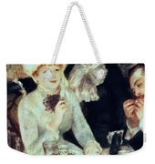 The End Of Luncheon Weekender Tote Bag