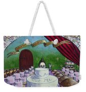 The Endless Deliciousness Of Life Amazes Me Weekender Tote Bag